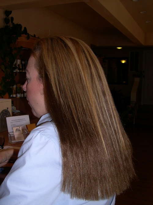 After weave extensions