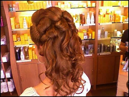 Zoe Updo-Rear copy