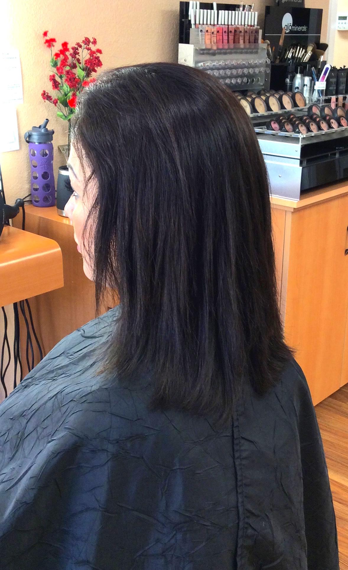 Before Hairdreams Nano Strands